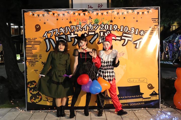 ハロウィンパーティ★今年もやります!