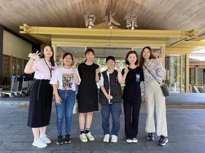台湾インターンシップ生が帰国しました。
