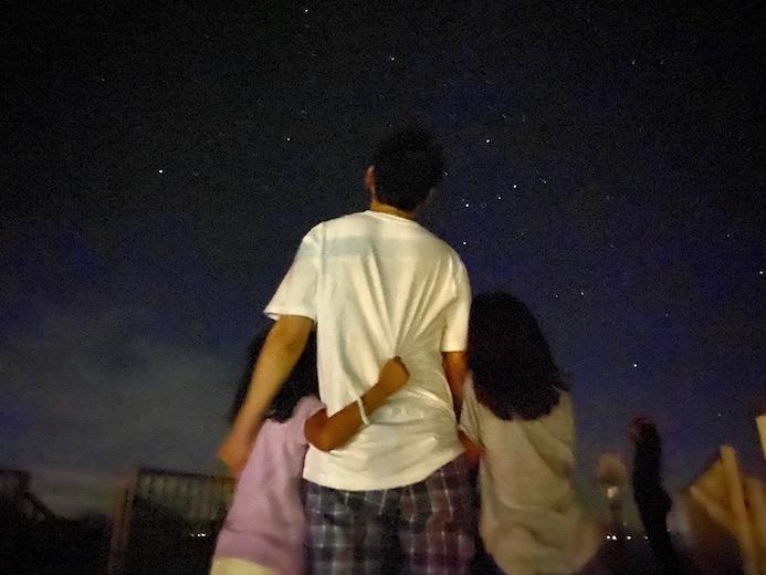 この夏の天体観測とペルセウス座流星群★