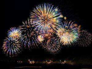 """9月26日(土曜)指宿の夜空に""""花火""""が打ち上がります!"""
