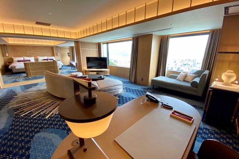 SHIROYAMA HOTEL kagoshima「インペリアルスイート」誕生!