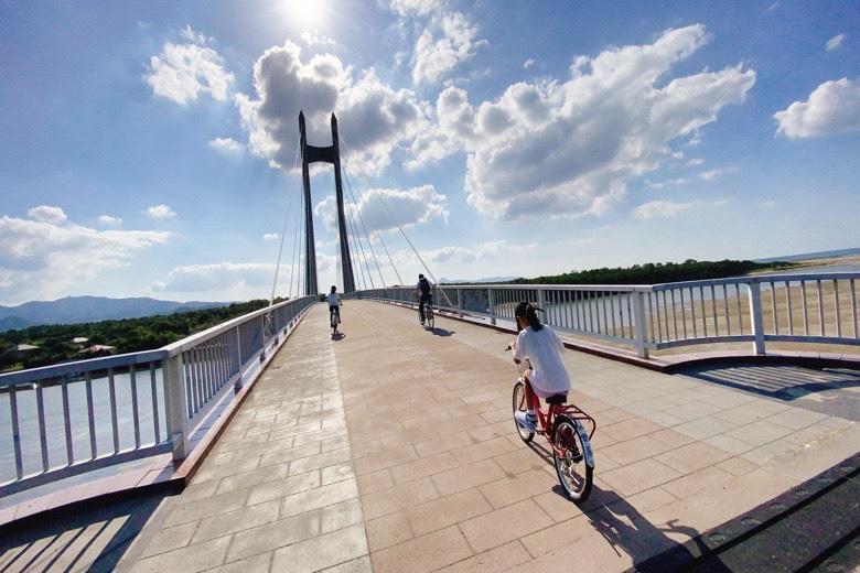 手ぶらでサイクリングが楽しめる【吹上浜海浜公園】